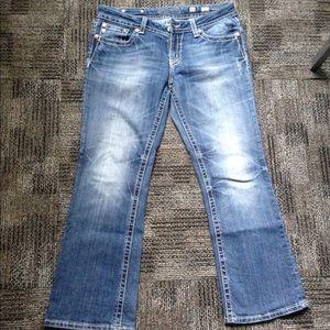 Ladies Miss Me Jeans waist sz33